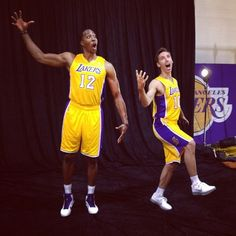 New Addition of Lakers