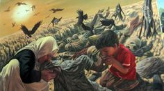 Blog: Remembering Yazidi suffering through art - Al Jazeera English