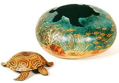 gourd turtles - Google Search