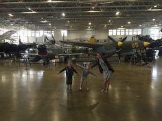 Hill Aerospace Museum.  Utah Bucket List.