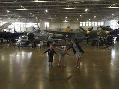 Hill Aerospace Museum.  Utah Bucket List.