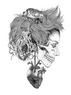 Bestiario / Solo Exhibition by Tavo Montañez