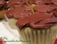 Creamy Chocolate Fudge Frosting