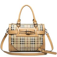 Wholesale Designer Inspired Leather Handbags from China - Contrast Color