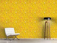 Design #Tapete Limoncello