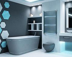 Grzejnik ŁEZKA to fenomen na rynku grzejników łazienkowych. Jest to reaktywacja grzejnika łazienkowego w nowej odsłonie. Profil elipsy do poprzednika prostokąta wyróżnia się smukłym i opływowym kształtem a precyzja jego wykonania jest bezkonkurencyjna.