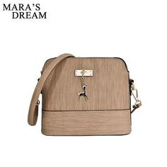 9e45987505 Shoulder Bags. Mara s Dream Shell Women Messenger Bags High Quality Cross  Body Bag PU Leather Mini Female Shoulder Bag Handbags Bolsas Feminina