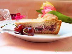 Cherry pie - Crostata di ciliegie e ricotta con frolla al farro http://valycakeand.blogspot.it/2013/06/crostata-di-ciliegie-e-ricotta-con.html