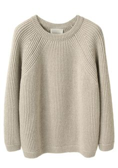 la garconne moderne/boy sweater...i just got one almost exactly like this at good will for 2.75 ;]