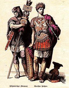 pretty armor, notice sash around middle. roman1.gif (413×523)