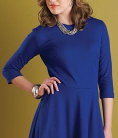 Discover tips for sewing dresses and skirts with this free collection of patterns.