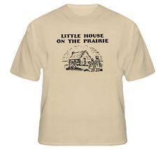 tvteeshop - Little House On The Prairie Book T Shirt
