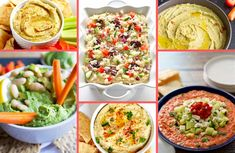 24 Heavenly Hummus Recipes for Your Next Gathering