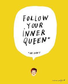 Nina Cosford - Follow your inner queen