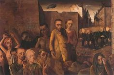 felix nussbaum the damned 1943 - Поиск в Google
