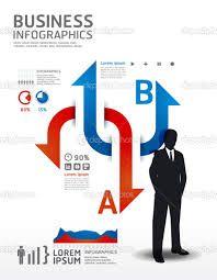 Alles over Business infographics. Zie meer op:  http://sp.depositphotos.com/19475191/stock-illustration-Infographics-Business-and-financial-Vector-illustration-conce.html