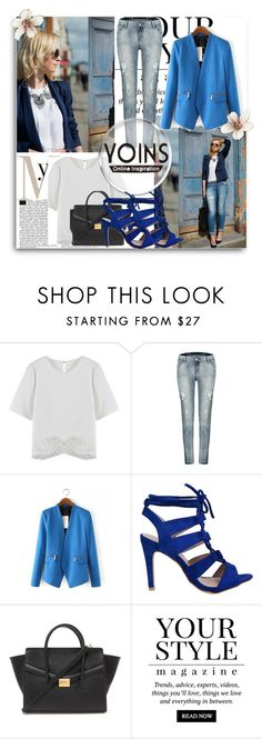 """""""Yoins 12."""" by marijaprusina ❤ liked on Polyvore featuring Forever 21, Pussycat, women's clothing, women, female, woman, misses, juniors and yoins"""