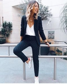 Boss Lady Outfit Idea For You:- Wanderlust Fashion Classy Summer Outfits, Casual Work Outfits, Business Casual Outfits, Professional Outfits, Mode Outfits, Work Attire, Stylish Outfits, Tomboy Fashion, Work Fashion
