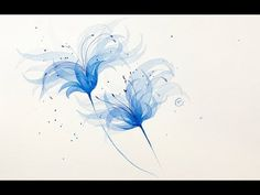 Ballet dancer watercolor lesson with Julie Hyde - YouTube