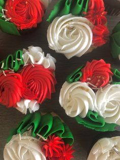 Holiday Cupcakes Holiday Cupcakes, Special Events, Rose, Flowers, Pink, Roses, Flower, Pink Roses, Blossoms
