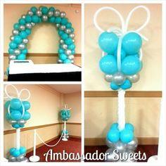 balloon arch..