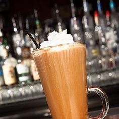 You are running out of time to try our Winter Drink Menu. Don't miss out on The Blizzard. Irish whiskey, hazelnut liqueur, irish cream liqueur, hubbard & cravens coffee and garnished with whipped cream.