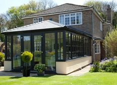 Sunrooms - Solid Roof Sunrooms In Hampshire | Wessex Windows
