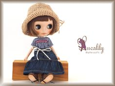 ** Blythe outfit ** Lucalily 549 **_画像1