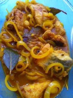 Pickled fish recipe
