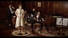Beauty and The Beast - Vintage Jazz Disney Cover ft. Aubrey Logan - Postmodern Jukebox - YouTube
