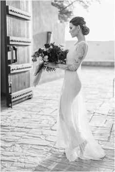 Purple & Plum Desert Indulgence   Wedding Styling by Lace in the Desert   Photography by Maria Sundin