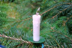Soviet lantern light Christmas flashlight by LuckyElenaShop
