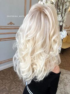 Stunning Gorgeous Hairs Beautiful Color