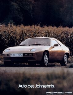 Model Guide: The 928, Porsche's V8-powered luxury muscle car | Porsche Club of America