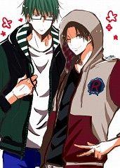 Midorima & Takao