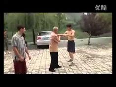 Tai Chi Master - Incredible Power - YouTube
