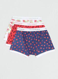 Topman fruit underwear £16