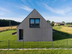 Image 15 of 37 from gallery of Suburban House in Tychy / TTAT. Photograph by Tomasz Zakrzewski Suburban House, Sweet Home, Shed, Outdoor Structures, Gallery, Image, House Beautiful, Roof Rack, Backyard Sheds