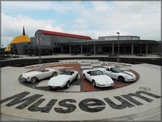 National Corvette Museum in Bowling Green