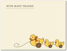 Nite Nite Mommy: Thank You and 10 Free Tiny Prints Cards For YOU!