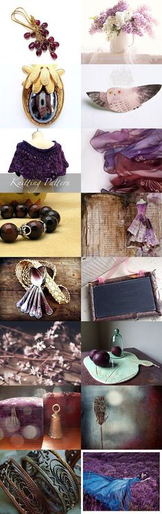 <~ PLUM WILD ~> by Scarlett on Etsy--Pinned with TreasuryPin.com