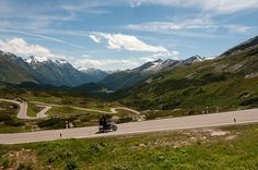want to ride through the Alps someday