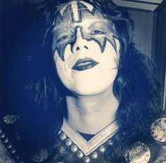 Ace Frehley, 1974.