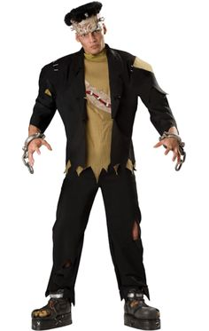 Elite Quality Frankenstien's Monster Costume | Jokers Masquerade