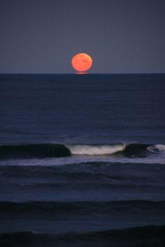The Dawn is Breaking ...