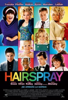 Hairspray (póster) - 2007.