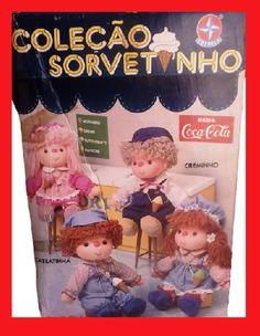 Caixa coleção Sorvetinho 1982/83
