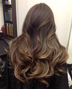 Ombré Hair, Dye My Hair, Hair Day, Coconut Hair, Black Hair With Highlights, Hair Color For Women, Modern Haircuts, Hair Affair, Beautiful Long Hair