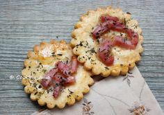Lorsque j'ai vu ces biscuits apéritif chez Christelle, de La cuisine de Poupoule , je les ai tout de suite mis au programme du week-end. Ces...