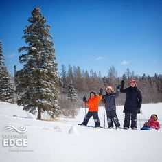 Explorers' Edge is home to tons of winter activities the whole family can enjoy. http://explorersedge.ca/season/winter-2/